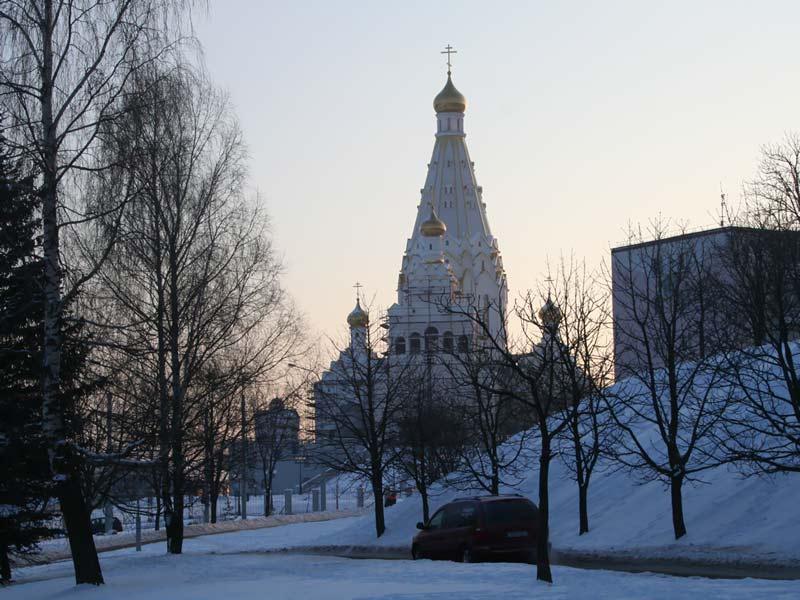 знакомства в минске православные
